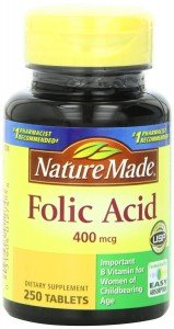 Vitamin Folic Acid Pic