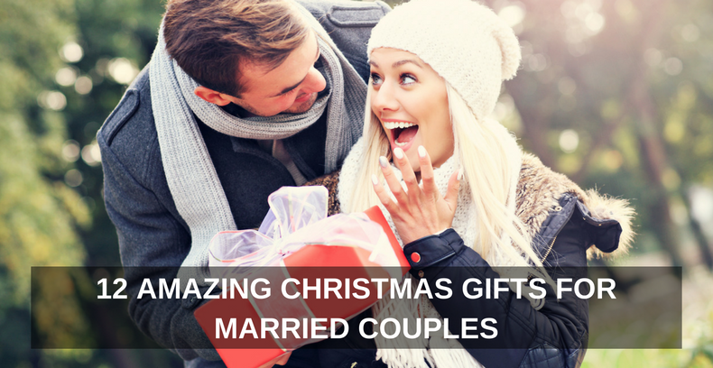 Xmas gifts for married couples