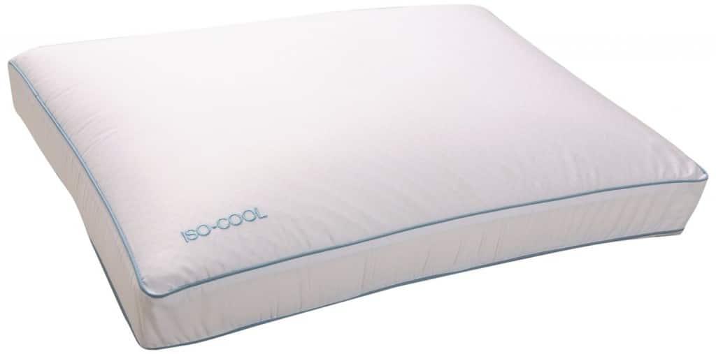 Iso-Cool Memory Foam Pillow