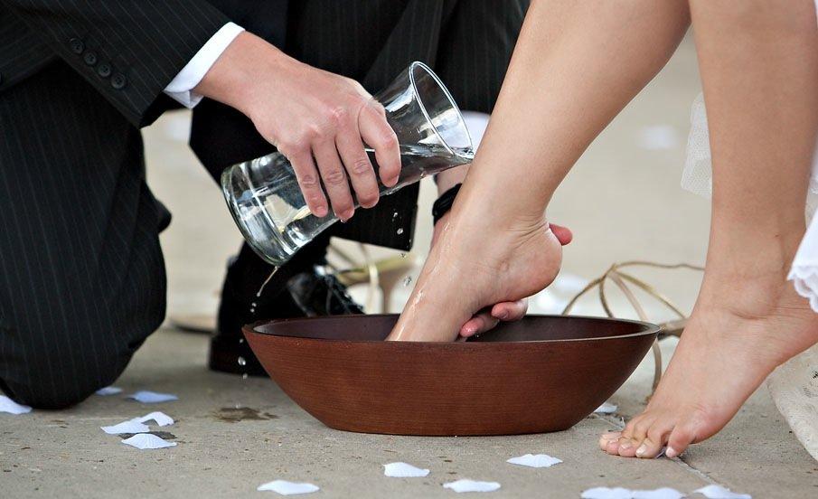 foot wash