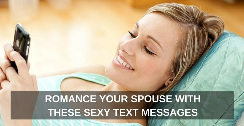 Sexy messages to my husband