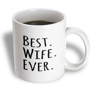 Best Wife Ever Mug
