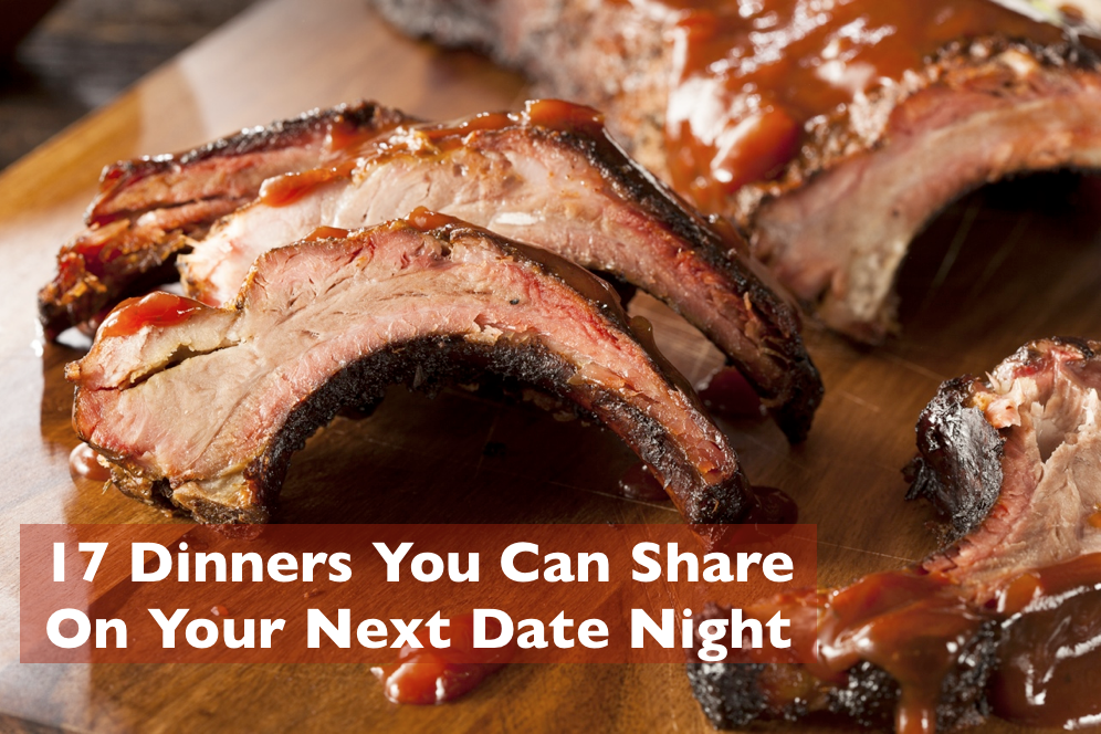 Dinners You Can Share On Your Next Date Night