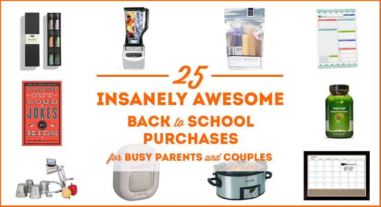 Insanely Awesome Back to School Purchases