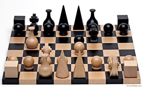 101 Gifts Chess Set