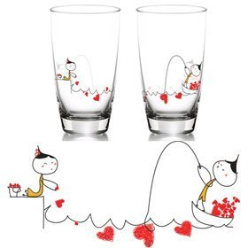 101 Gifts Drinking Glasses