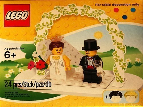 101 Gifts Lego Bride and Groom