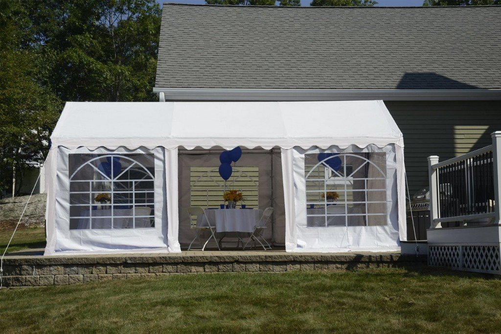 101 Gifts Party Tent