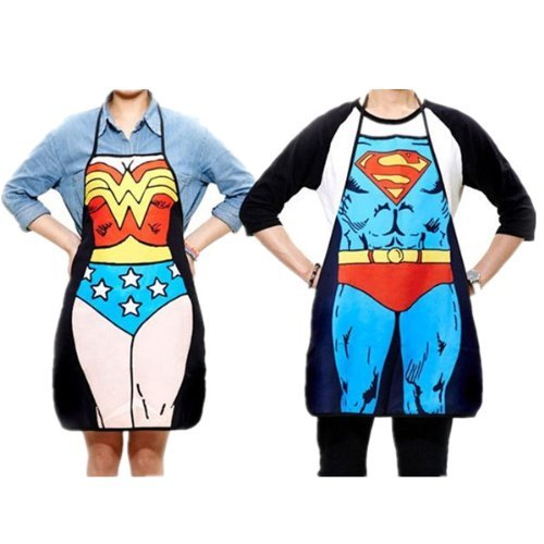 101 Gifts Super Hero Apron