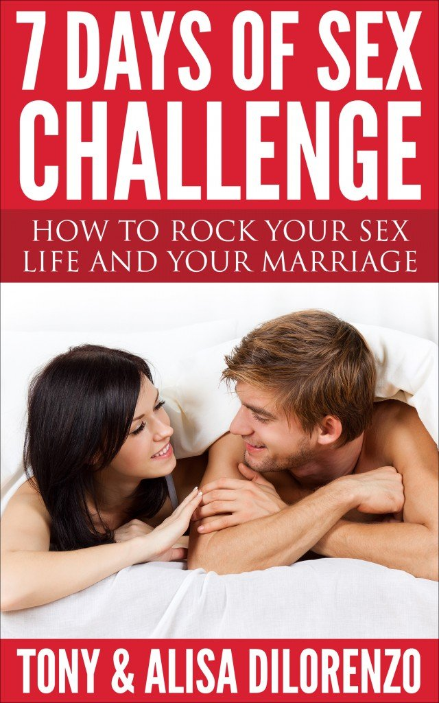 7 Days of Sex Challenge Cover (June 2015)