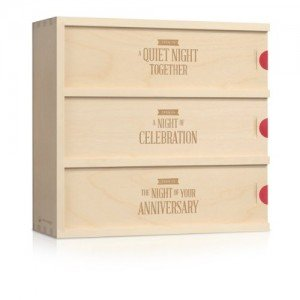 Wine Anniversary Box