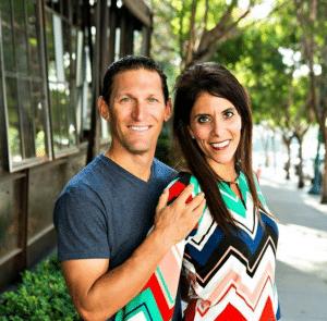 Tony and Alisa Little Italy 2015