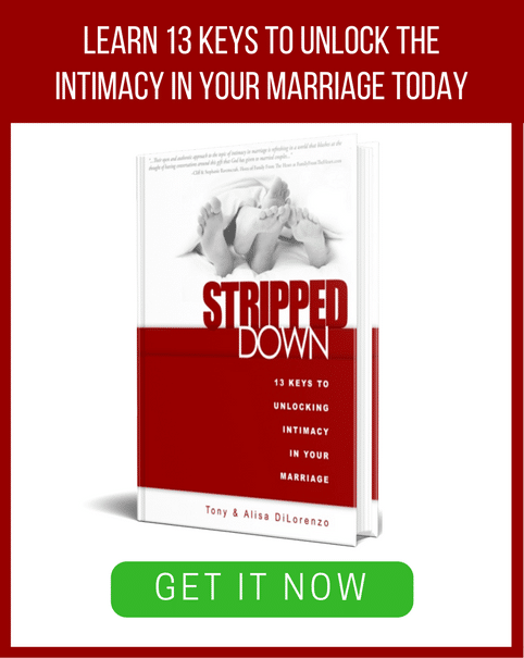 Stripped Down: 13 Keys to Unlocking Intimacy in Your Marriage