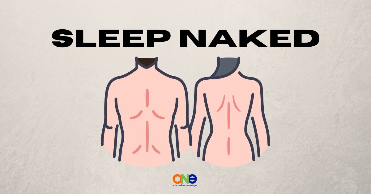 sleep naked