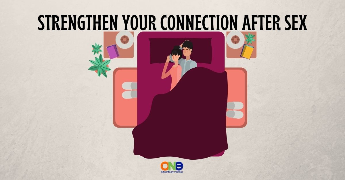 connection after sex