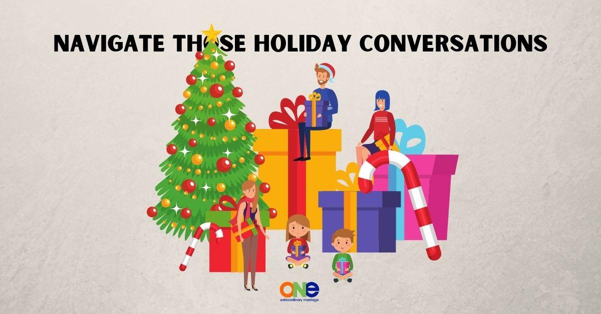 holiday conversations