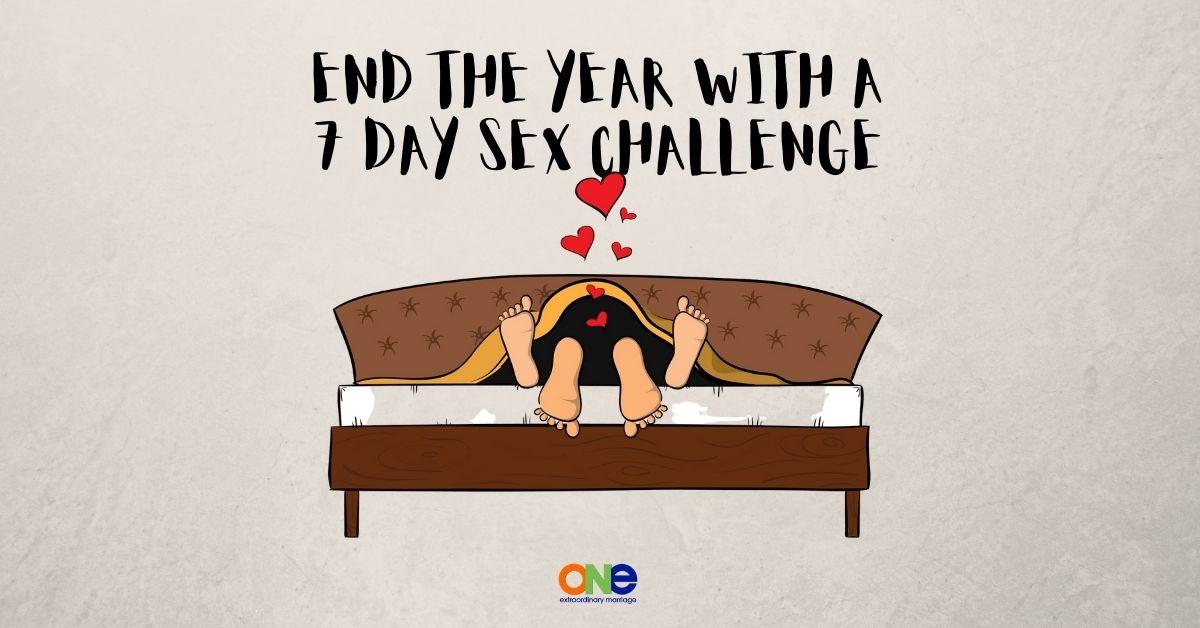 7 day sex challenge