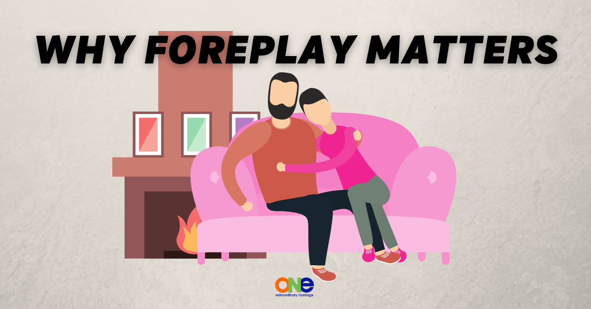 foreplay matters