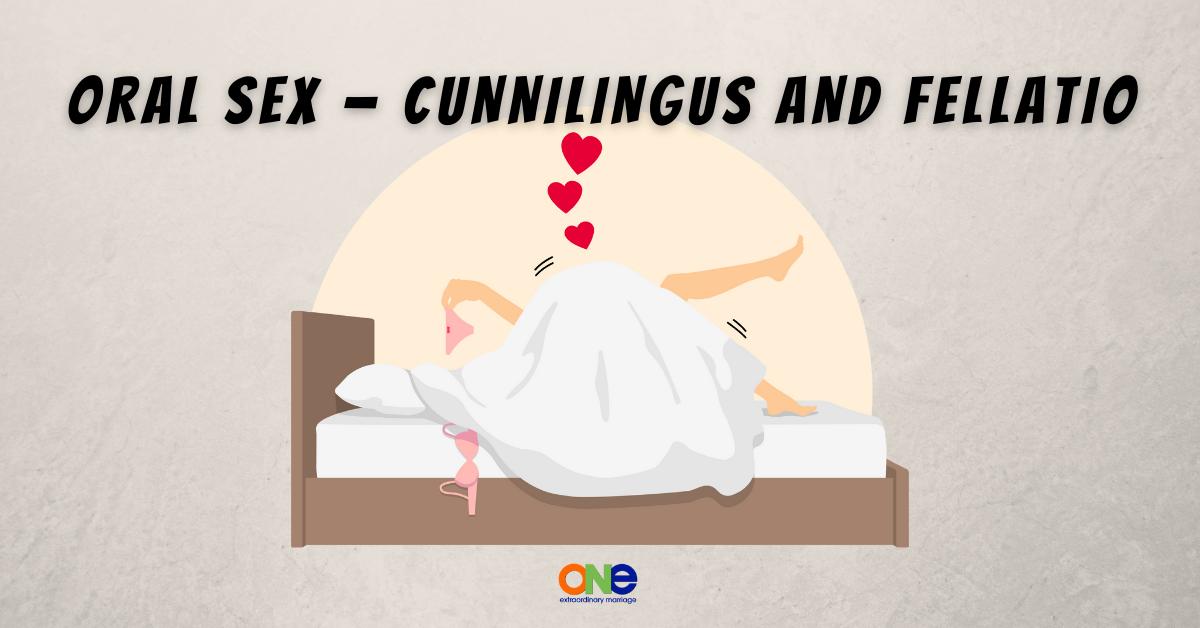 cunnilingus and fellation