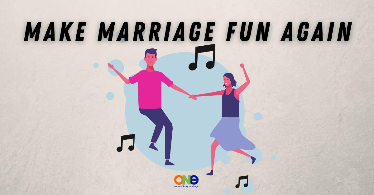 make marriage fun